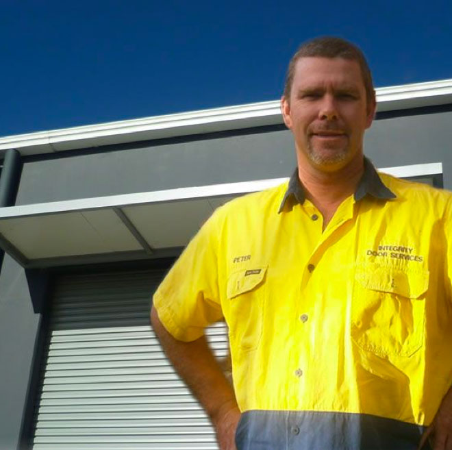 Integrity Door Services Fully-Trained Staff