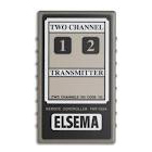 Elsema 2 Channel remote